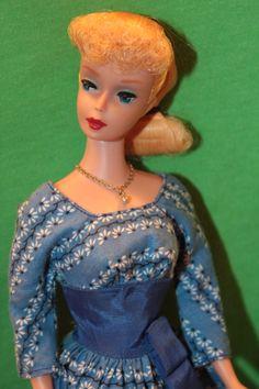 # 5 Ponytail Barbie in Let's Dance
