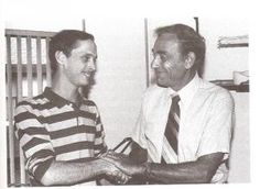 John Waters and Herschell Gordon Lewis