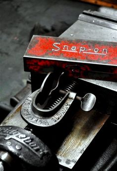 Snap On tools... we are tool geeks and it doesn't get much better than Snap On for mechanics hand tools. Proudly made in the USA and servicing cars for over 90 years.