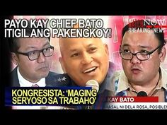 PAYO KAY CHIEF BATO: HUWAG NG MAGPA-KENGKOY-KENGKOY! - WATCH VIDEO HERE -> http://dutertenewstoday.com/payo-kay-chief-bato-huwag-ng-magpa-kengkoy-kengkoy/   What's new in politics, entertainment, culture, lifestyle, and Duterte  THANK YOU for watching. SUBSCRIBE for more current news. ENJOY in HD/good quality! News video courtesy of NewsTV YouTube channel  Disclaimer: The views and opinions expressed in this video are those of the YouTube Channel o...