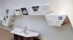 responsive design blog: Exhibition Design for Architekturteilchen