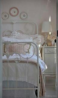 Updated Shabby Chic Bedroom