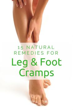 Foot and leg cramps can be strong and painful contractions that last for a few seconds or a number of minutes. Night-time cramps are quite common and often occur just as fall asleep or awaken. There are multiple causes for these cramps. Among them are: – Potassium, magnesium and calcium deficiency – Extended time standing …