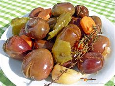 Healthy Cooking, Cooking Recipes, Healthy Recipes, Finger Food Appetizers, Finger Foods, Spanish Kitchen, Marinated Olives, Olive Salad, Fusion Food