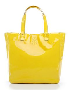 6 gorgeous yellow bags for summer. This one: Orla Kiely