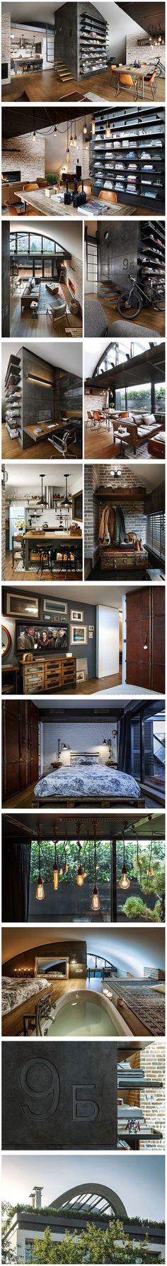 A beautiful living room by scandinavianhome wohnen for Winzige wohnung einrichten