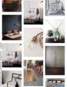 Pinterest Snapshots - part two House Furniture Design, Banner Images, Tiny House Design, Rustic Interiors, Color Trends, Scandinavian Design, Color Inspiration, Colours, Interior Design