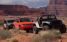 Easter Jeep Safari 2013 MOAB And Mopar Group Photo 05