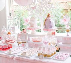 Show us your party – Etana & Lucia's Enchanted Garden birthday – Babyology