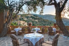 """Congratulations to Belmond La Residencia's Chef Guillermo and his team - once again El Olivo Restaurant has been awarded two suns by Guia Repsol for """"excellent quality cuisine and service""""."""