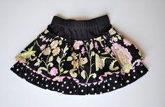 The Twirling Whilst Standing Still Skirt tutorial :)