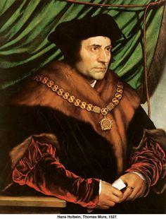 S. Thomas More, leigo, mártir, 22 de junho