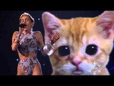 Miley Cyrus AMAs 2013