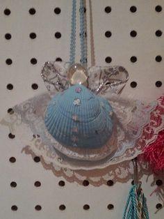 Sea shell Christmas Ornaments