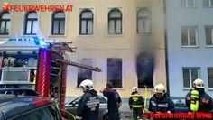 Offener Zimmerbrand in Wien – Floridsdorf