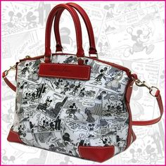Image Detail for - The Disney Parks blog has revealed a brand new Dooney & Bourke collection coming to Disney stores – the Disney Dooney & Bourke Comic Collection. Susan Foy, a ...