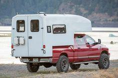 The Are Spacekap Cat Slip In Truck Cap Converts A Pickup