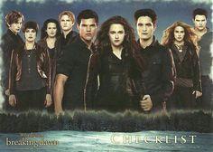 #TwilightSaga #BreakingDawn Part 2 - Checklist #72