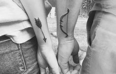 Cute Couple Tattoos 67