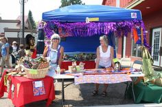 7. The Huckleberry Festival, Donnelly