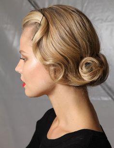 #Great Gatsby Hair
