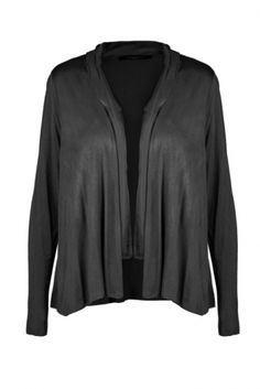 Loraine Black  Price: € 29.00  Silk and cotton cardi.  Perfect for keeping the chill away.