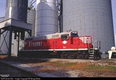 RailPictures.Net Photo: 91 Bloomer Line EMD GP9 at Gibson City, Illinois by Senga Butts