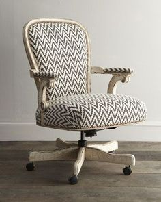 http://www.bkgfactory.com/category/Office-Chair/ I'm in love with this chevron…