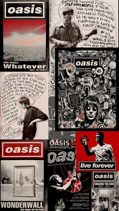 Black Aesthetic Wallpaper, Aesthetic Iphone Wallpaper, Aesthetic Wallpapers, Pop Art Wallpaper, Wallpaper Backgrounds, Lookscreen Iphone, Tattoo E Piercing, Oasis Band, Rock Band Posters