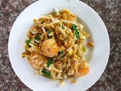 Pad Thai At Amita's Thailand Cooking Class - Thonburi, Bangkok, Thailand