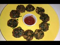 Bread Palak Vadai(In English)|Quick and crispy evening snack recipe