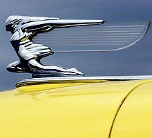1939 Packard Hood Ornament by Elaine Bawden Car Badges, Car Logos, Vintage Cars, Antique Cars, Car Hood Ornaments, Ornaments Ideas, Car Bonnet, Art Deco Car, Automobile