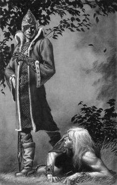 CorumJhaelen Irsei &  Elric of Melnibone.