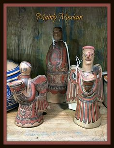 Mainly Mexican Tienda 2016 - MAINLY-MEXICAN  #guerrero #ameyaltepec #mexicanfolkart #AGantiques #19thstreet