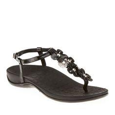 Amazon.com: Orthaheel Women Julie Slingback Sandals: Shoes