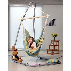 Amazonas Brasil Lemon Hammock Chair