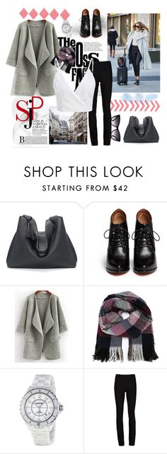 """""""FEATURED OUTFIT BY RELAXFEEL"""" by relaxfeel on Polyvore featuring The Row, Givenchy, Relaxfeel, Missoni, Chanel and Roland Mouret"""