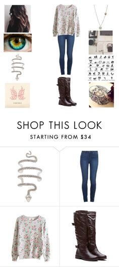 """Untitled #298"" by katiejulia ❤ liked on Polyvore featuring Paige Denim"
