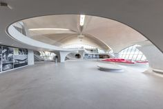 Explore the TWA Terminal, a Pristine Time Capsule From 1962 - Love Letters - Curbed NY