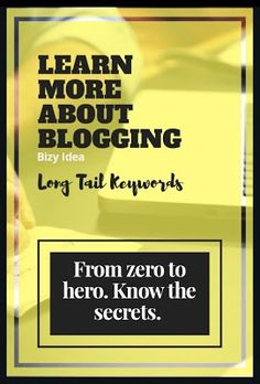 We always hear or read about long tail keywords. Workout Plan For Men, Gym Workout For Beginners, Best Vlogging Camera, Zero The Hero, Test Anxiety, Bettering Myself, Blogging For Beginners, Digital Marketing, How To Start A Blog