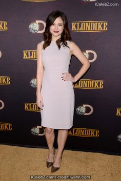 Conor Leslie  Premiere of Discovery Channel's First Scripted Series