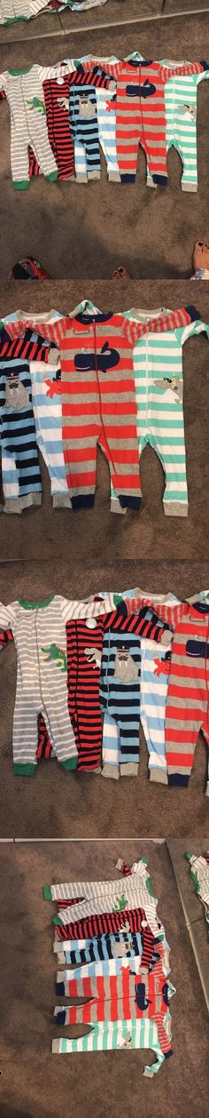 Mixed Items and Lots 147220: Carters Onsies Lot 6 New 12 Month -> BUY IT NOW ONLY: $35 on eBay!