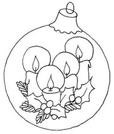 Ateliê da Karla: riscos de Natal para patchwork e aplique