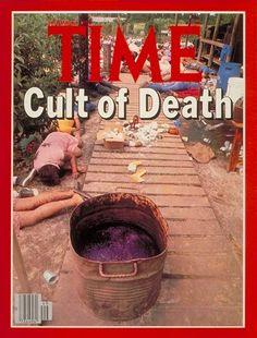The Jonestown Massacre — On Nov. 18, 1978, 918 people died in Jim Jones' Peoples…