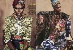 Film, Print & Fashion: Top {African-Inspired} Fashion Memoirs ...
