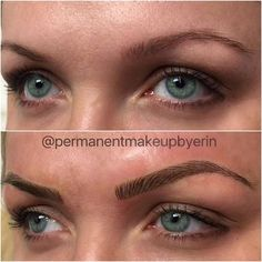 Microblading 3d Eyebrows, Permanent Makeup Training - Permanent Makeup By Erin - Naperville, Il