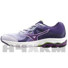 http://www.acuatrosport.com/producto/_/zapatillas-de-running-mizuno-wave-elevation-morado-blanco-mujer.html Zapatillas de running MIZUNO WAVE ELEVATION