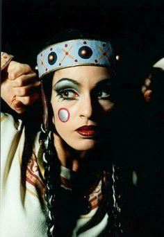Marie-Claude Pietragalla - Le Sacre du Printemps (1994) - Choreography : Vaslav Nijinski