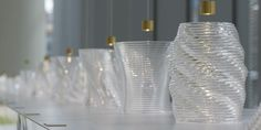 Researchers from MIT have created a 3D printer that is able to create objects out of glass.