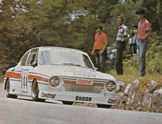 (144) Josef MICHL / Škoda 130 RS Automobile, Rally Car, Sport, Courses, Old Cars, Cars And Motorcycles, Race Cars, Clever, Nice
